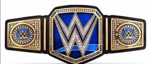 The WWE World Championship -- SmackDown's main event belt. Photo c/o Wikia.com.