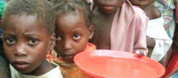 Sur la planète, 850 millions d'êtres humains souffrent encore de malnutrition