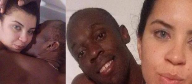 Usain Bolt e Jady Bolt - Foto/Reprodução