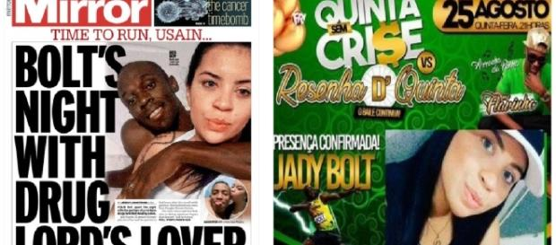 Usain Bolt vira capa dos jornais de todo o mundo