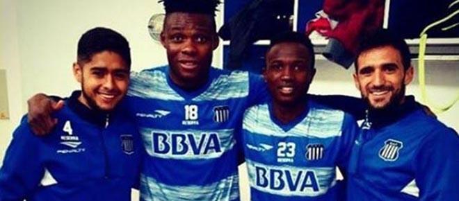 El fútbol argentino y sus exóticos jugadores
