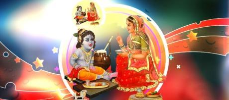 Krishna janmashtami 2016 wishes sms wallpaper images messages cards - nacquit.com