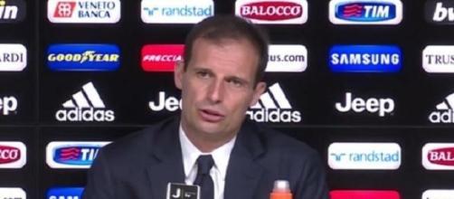 Formazioni Lazio-Juventus: Massimiliano Allegri