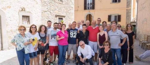 Mister Pirozzi in una foto di pochi giorni fa (Facebook)