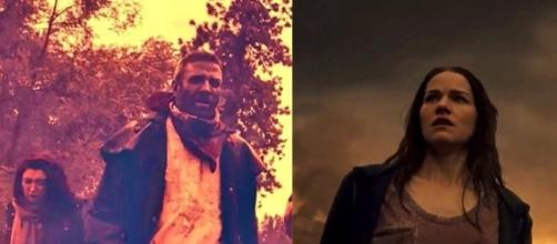 Photo 'Z Nation' and 'Van Helsing' via YouTube
