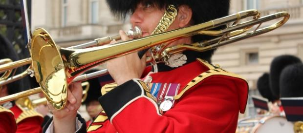 Cambio della guardia al Buckingham Palace
