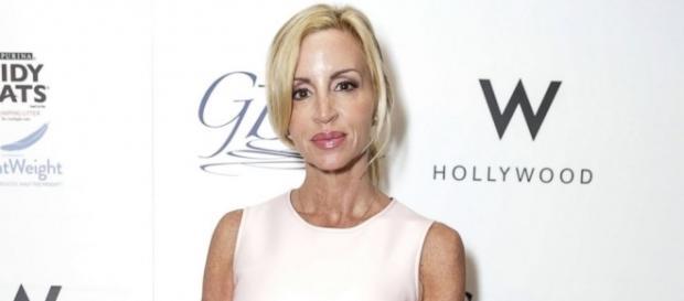 Camille Grammer Granted Restraining Order Against Boyfriend After ... - go.com