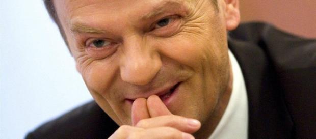Donald Tusk - były szef Platformy Obywatelskiej.