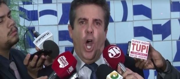 Em estado de fúria, ex-senador Valmir Amaral não perdoa e delata parlamentares