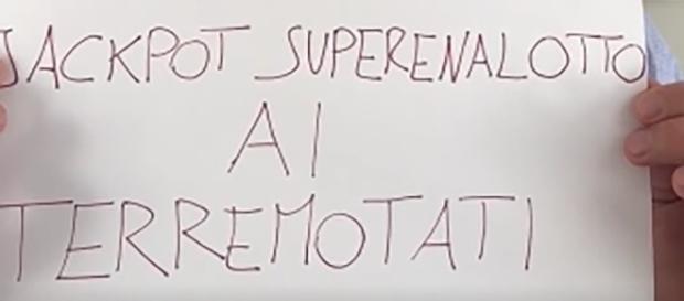Federico D'Incà del Movimento 5 Stelle e il suo appello su facebook