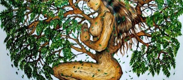 Hermoso Cuento sobre porqué las mujeres tienen útero: Mujeres ... - holistica.tv
