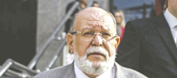 Lé Pinheiro, optou por exercer seu direito de ficar calado durante depoimento a Sérgio Moro