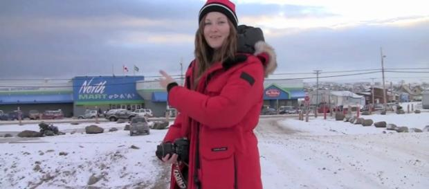Most isolated cities - Source: cnet.com/au/news/street-view-backpack-cams-take-on-winter-in-canadas-iqaluit
