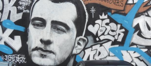 #StreetArt : Fresque hommage à Terence Robert