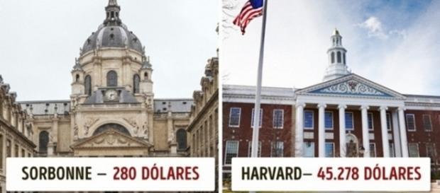 Estas universidades são consideradas as melhores e as mais caras do mundo