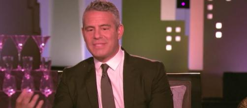 Andy Cohen, host of 'Real Housewives of New York' [Image via BravoTV]