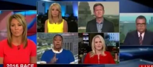 CNN panel on Trump campaign, via YouTube
