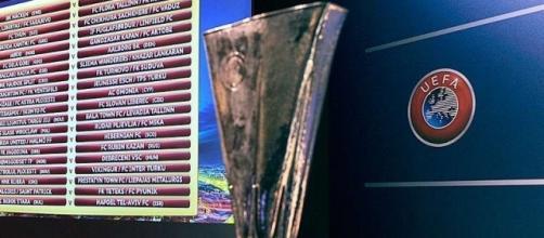 Ecco il sorteggio live dell'Europa League
