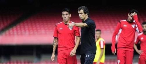 Ex-tricolor pode 'reforçar' o Corinthians