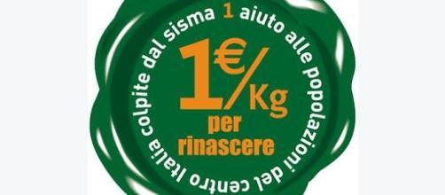 Il logo dell'iniziativa lanciata dai produttori di parmigiano reggiano