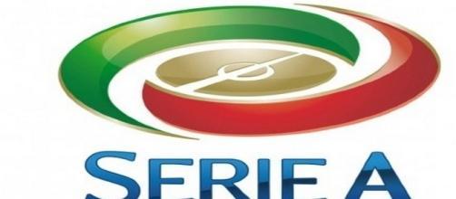 Il logo ufficiale della Serie A