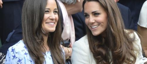 Le sorelle Kate e Pippa Middleton.