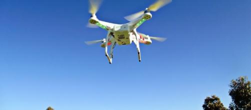 Un drone presto soppianterà il fattorino per la consegna delle pizze a domicilio
