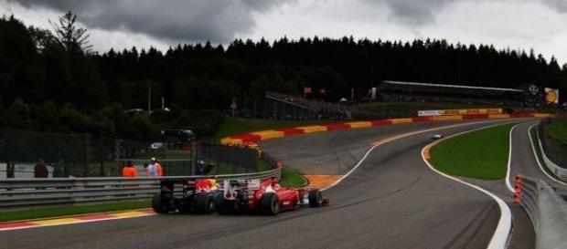 A pista de Spa-Francorchamps é a preferida de vários pilotos da F1
