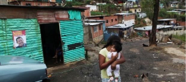 Desastre económico en Venezuela