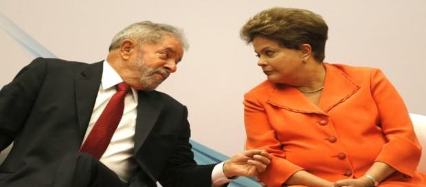 Lula estará ao lado de Dilma Rousseff