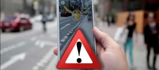 Mais um grave acidente envolvendo 'Pokémon Go'