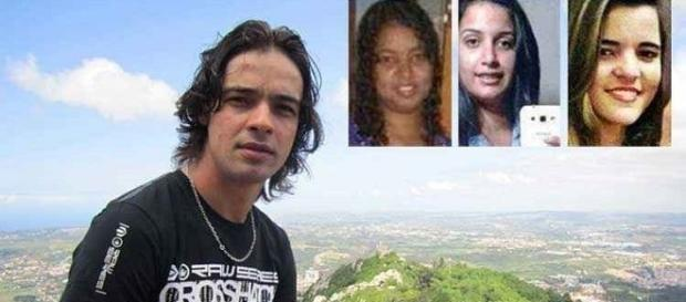 Suspeito de matar três mulheres em Portugal