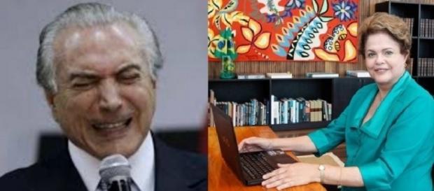 Temer naturaliza processo de impeachment e sobre 'vaias' on-line