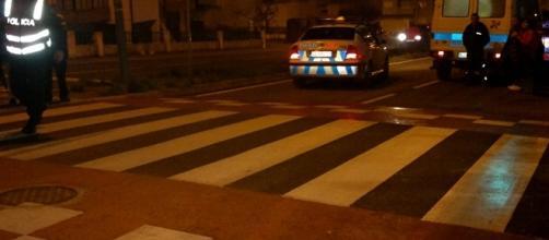 Condutor colocou-se em fuga depois de ter atropelado peão numa passadeira