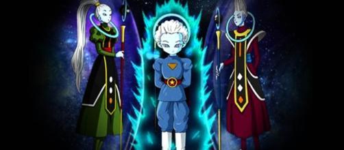 Dai Shinkan, uno de los 5 seres más poderosos de los 12 universos.