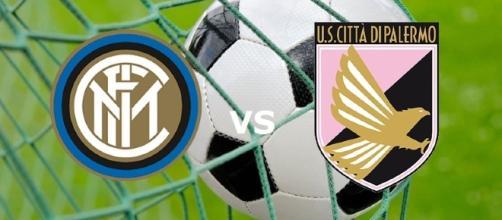 Inter Palermo info streaming Diretta Serie A