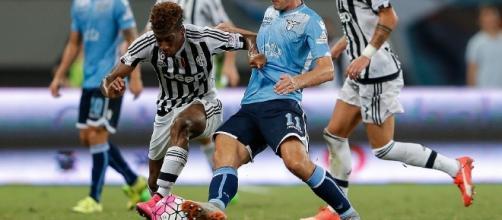 Lazio-Juventus aprirà il programma della seconda giornata.