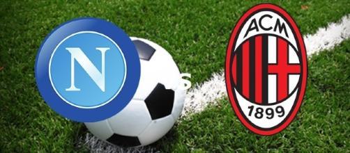 Napoli Milan streaming formazioni titolari e pronostici