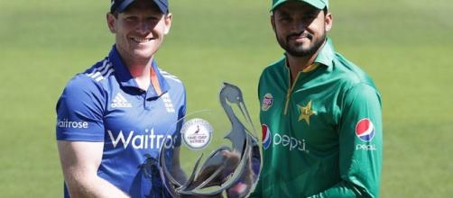 Pakistan vs England 1st ODI live score, streaming on PTV and Ten ... - socialmedia.pk