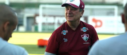 Para Levir, repetição de time titular coloca o Flu na luta pelo G-4 do Brasileirão (Foto: Arquivo)