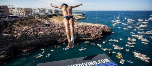 Red Bull Cliff Diving 2016 a Polignano a Mare