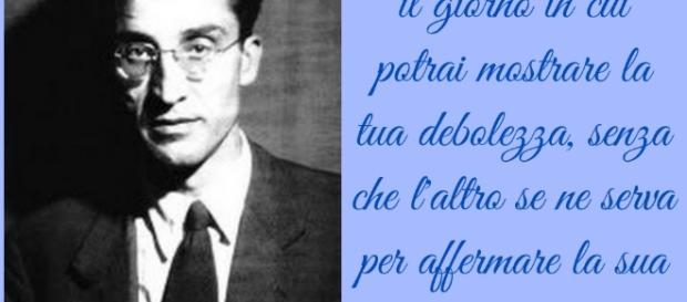 Cesare Pavese morì il 27 Agosto 1950