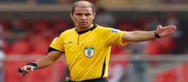 Elmo Cunha: árbitro de Fluminense e Corinthians pela Copa do Brasil (Foto: Net Flu)