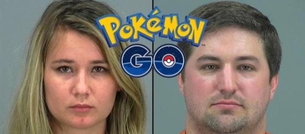 Pais esquecem filho na rua enquanto jogam Pokemon