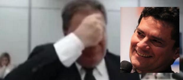 Político teve estresse emocional durante depoimento