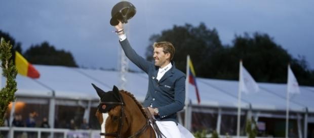 Simon Delestre remporte le Grand Prix de Valence / Photo : World of ShowJumping