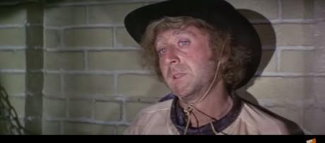 Gene Wilder acted in a wide range of films during the course of his career/ Photo via screen capture from https://www.youtube.com/watch?v=VKayG1TrfuE
