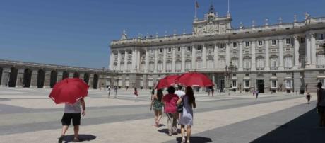 Palacio Real de España. Residencia oficial de Felipe VI