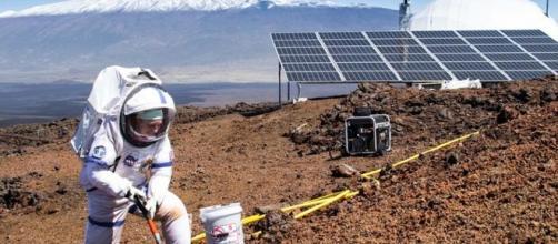 6 scienziati NASA sono vissuti per 12 mesi in isolamento completo in una cupola alle Hawaii