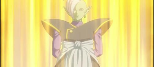 Apareció el Dios inmortal, Zamasu